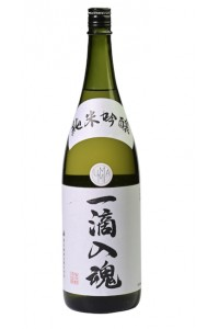 Sake Kamotsuru Junmai Ginjo Itteki Nyukon 1800ml (15,3% VOL.)