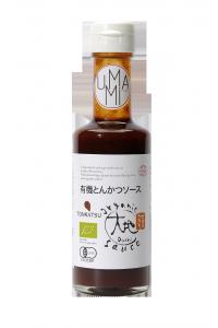 Sauce Tonkatsu biologique 175 ml