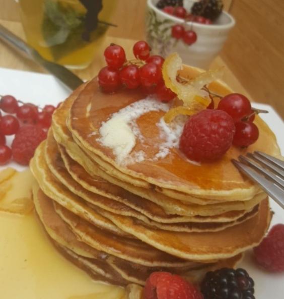 Pancakes Shiokoji Liquide